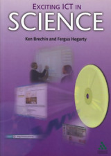 Hegarty Fergus-Exciting Ict In Science BOOK NEW