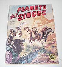 Comics Français   LUG  -   La Planète des singes   N° 8  sept3