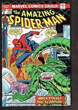 Amazing Spider-Man #146 / 1975 -- vs Scorpion / Aunt May (7.0) WH