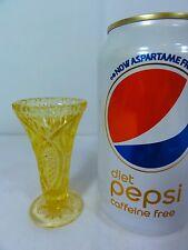 Beautiful Miniature Vase - Vaseline