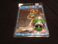 VINTAGE TOY STORY Disney Interactive BUZZ LIGHTYEAR Computer Mouse & Pad NEW