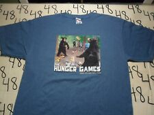 Large- Hunger Games The Duck Company Brand T- Shirt