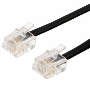 Telefonkabel Routerkabel RJ11 RJ45 TAE-F Kabel DSL VDSL ISDN FAX Router Modem