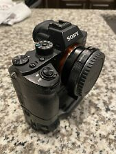 Sony Alpha A7R II 42.4 MP Mirrorless Digital Camera - Black (Body Only)