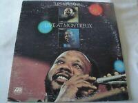 live at montreux LES MCCANN DOUBLE VINYL LP ALBUM 1973 ATLANTIC RECORDS