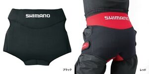 ** SHIMANO Hip guard GU-011P L,XL,2XL size Black or Red