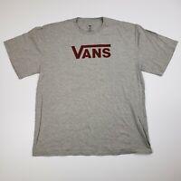 NEW Vans Off The Wall Original T-Shirt Mens Logo Graphic Tee Skateboard Skate XL