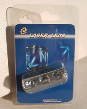 Neon LED luz lámpara SunBeam lazer rayo láser triple PC computadora 12v modding