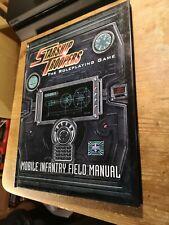 Starship Troopers: Mobile Infantry Field Manual By J. C. Alvarez, Matthew Spran