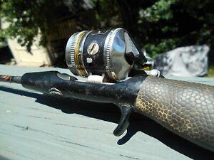Zebco Omega 171 Ultra Light Fishing Reel with Centennial 2 Piece Ultra Light Rod