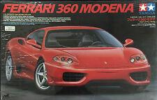 Tamiya 1/24 Ferrari 360 Modena No.228 - TAM-24228