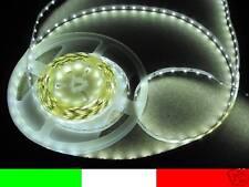 5m LED STRIP STRISCIA BIANCO NEUTRO 12V 4500K BOBINA C1F2.B1B1