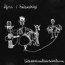 Dyrin I halsaskogi/lattekkeinsojusertekkijanna (Islande)