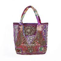 Embroidered Vintage Hippie Bags Indian Handmade Patchwork Ethnic Shoulder Bag