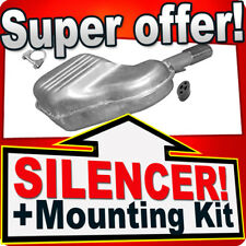 Rear Silencer VOLVO S60 2.0 2.3 2.4 TURBO 2.4 TD 2.4 2001-2010 Exhaust Box BCH