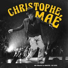 CHRISTOPHE MAE On Trace La Route : Le Live Edition Collector Digibook 2 CD + DVD