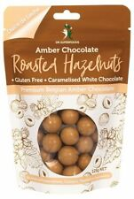 Dr Superfoods Amber Chocolate Roasted Hazelnuts 125g