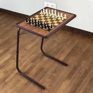 VINTAGE STYLE CHESS TABLE / LAPTOP TABLE FOR MULTIPURPOSE USE