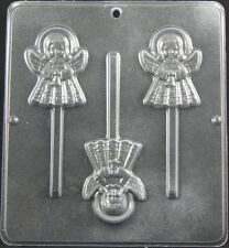 Christmas Angel Lollipop Chocolate Candy Mold Christmas 2159 NEW