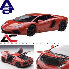 AUTOART 74669 1:18 LAMBORGHINI AVENTADOR LP700-4 RED/ROSSO ANDROMEDA