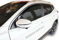 Pour NISSAN QASHQAI J11 5P 2014-2018 Deflecteurs d'air Déflecteurs de vent 2pcs