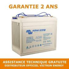 Victron Energy AGM Batterie de Loisirs Décharge Lente 12V/170AH  - BAT412117081