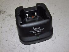 ICOM BC146 Base for walkie talkie 2 way radio bc-146
