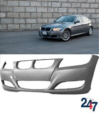 NEW BMW 3 E90 E91 2009 - 2012 LCI FRONT BUMPER PLASTIC WITH FOG LIGHT HOLES
