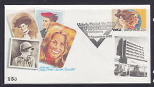 SOUVENIR COVERS: 1982 VICTORIA MARKET YWCA 100 YEARS LIMITED EDITION #253