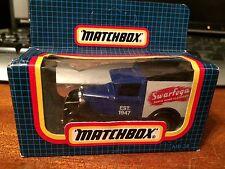 Matchbox MB-38 Ford Model A 'Swarfega'