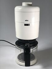 Braun KF20 (White) Coffee Machine / Filter coffee