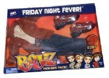 Bratz Boyz Friday Night Fever Fashion For Koby Shirt Pants, Jacket, Belt Shoes