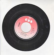 """BLANCHE NEIGE Vinyl 45T 7"""" SP Sabine AZEMA Musique F RAUBER Enfant F Rèduit RARE"""