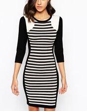 Karen Millen Mini Viscose Striped Dresses for Women