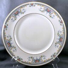 "Royal Doulton Juliet Dinner Plate 10-5/8"" Ivory Bone China Floral H-5077"
