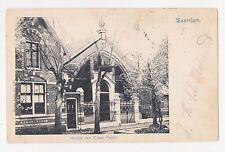Zaandam,Netherlands,Czar Peter House,No.Holland,Used,Zaandam,1903