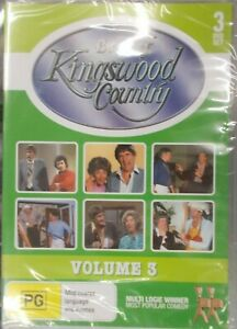 THE BEST OF KINGSWOOD COUNTRY VOLUME 3 - DVD - BRAND NEW.