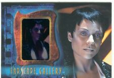 Farscape Season 4 Gallery Chase Card G7 Commandant Mele On Grayza