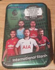 Match Attax 2018/19 Premier League Mega Tin International Stars Limited Edition
