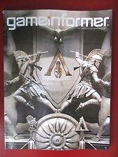 """GAMEINFORMER 305 """" ASSASINS CREED ODYSSEY """" Video Game Magazine, Unread"""
