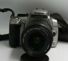 Fotocamera reflex digitale Canon EOS 350D + obiettivo 18-55 macchina fotografica