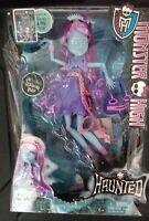 Monster High HAUNTED Kiyomi Haunterly Doll New In Box!