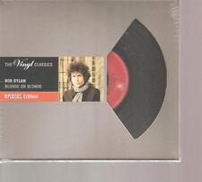 "BOB DYLAN ""Blonde On Blonde"" The Vinyl Classics Spiegel Edition CD sealed"