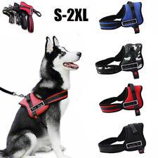 No-pull Dog Harness Outdoor Adventure Pet Vest Padded Handle Medium- Extra Large