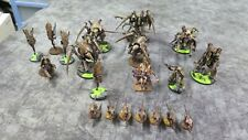 Warhammer 40k Monstrous Creature Tyranid Army nicely Painted