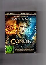 Conor, der Kelte (4 DVDs) Heath Ledger (2012) ##