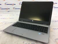 HP ProBook 650 G2 i7-6600U 2.6GHz 8GB DDR4 256GB SSD Win10 Pro (READ!!!)