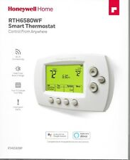 NEW with WARRANTY! Honeywell RTH6580WF wifi Thermostat Requires C Wire