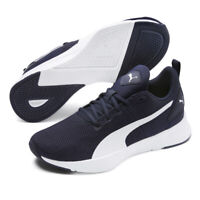 PUMA Flyer Runner Mens Shoes Softfoam Peacoat Blue Sports Running Trainers