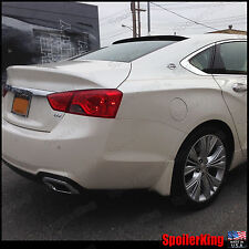 Rear Roof Spoiler Window Wing (Fits: Chevy Impala 2014-2018) 284R SpoilerKing